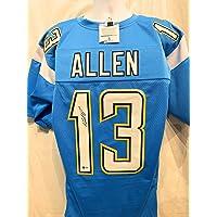 $109 » Keenan Allen Los Angeles Chargers Signed Autograph Custom Jersey Powder Blue Beckett Certified