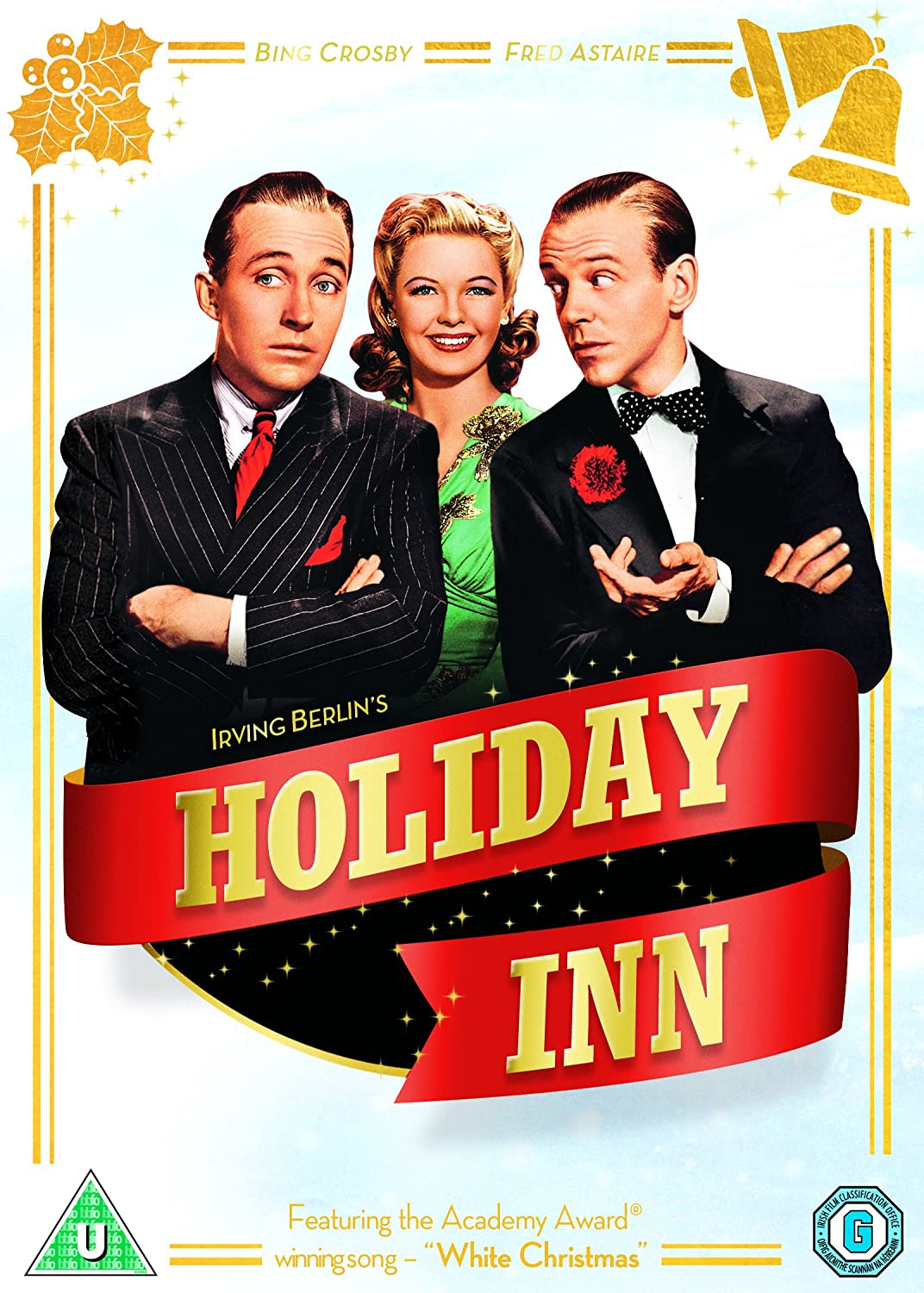 Holiday Inn 2 Disc Special Edition Dvd 1942 Amazon Co Uk Bing Crosby Fred Astaire Marjorie Reynolds Virginia Dale Walter Abel Mark Sandrich Bing Crosby Fred Astaire Dvd Blu Ray