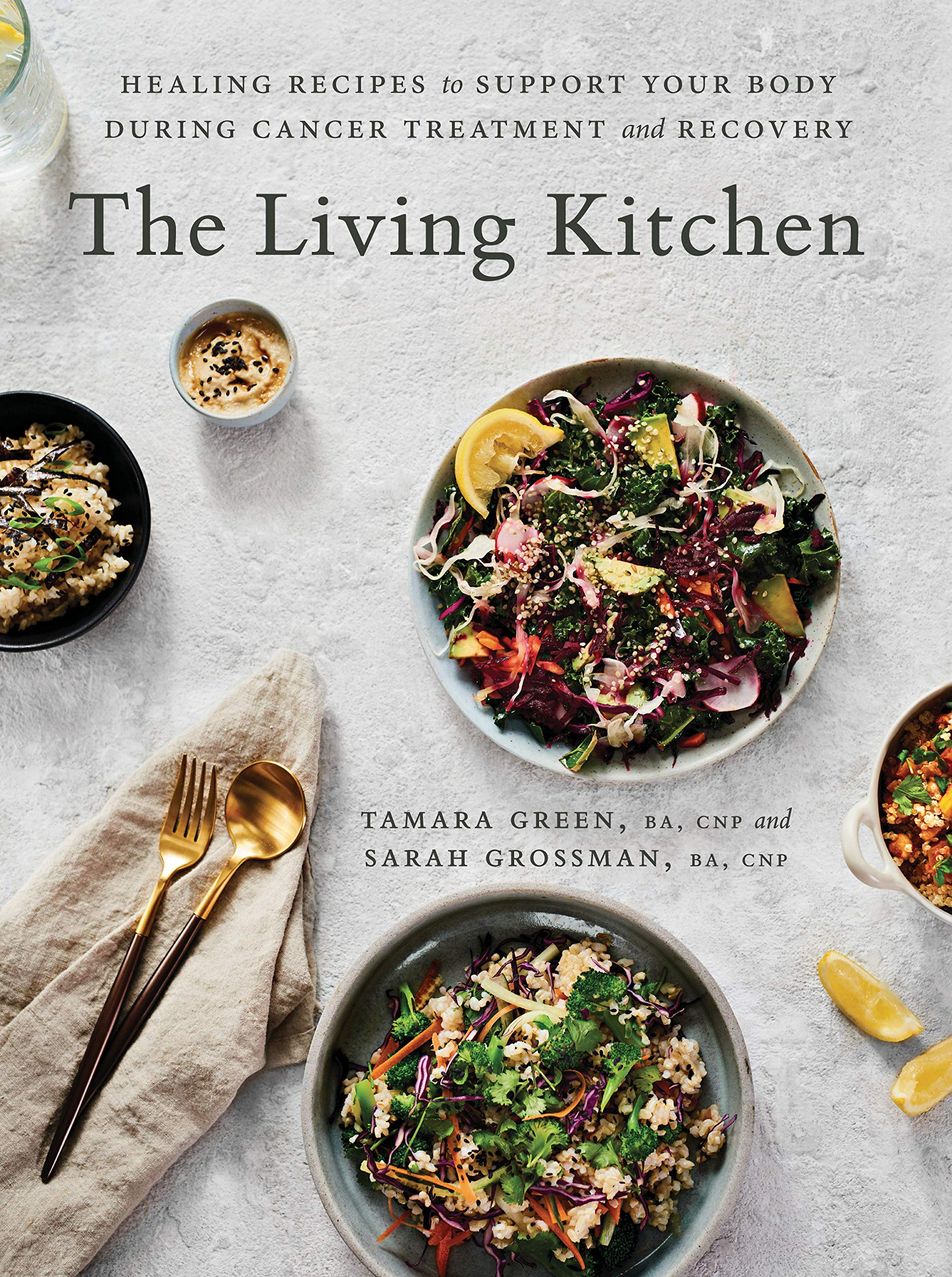 The Living Kitchen: Healing Recipes to Support Your Body During ...
