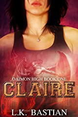 CLAIRE (Daimon High Book 1) Kindle Edition