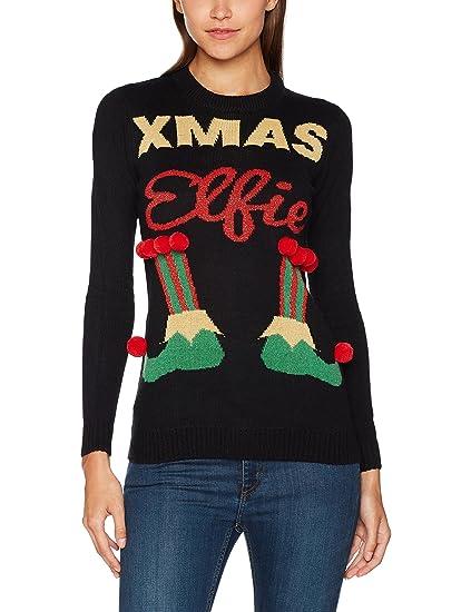 prix imbattable 50% de réduction meilleure qualité The Christmas Workshop Ladies Xmas Elfie Christmas Design ...