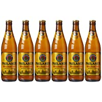 Paulaner Munich Lager Beer, 6 x 500 ml