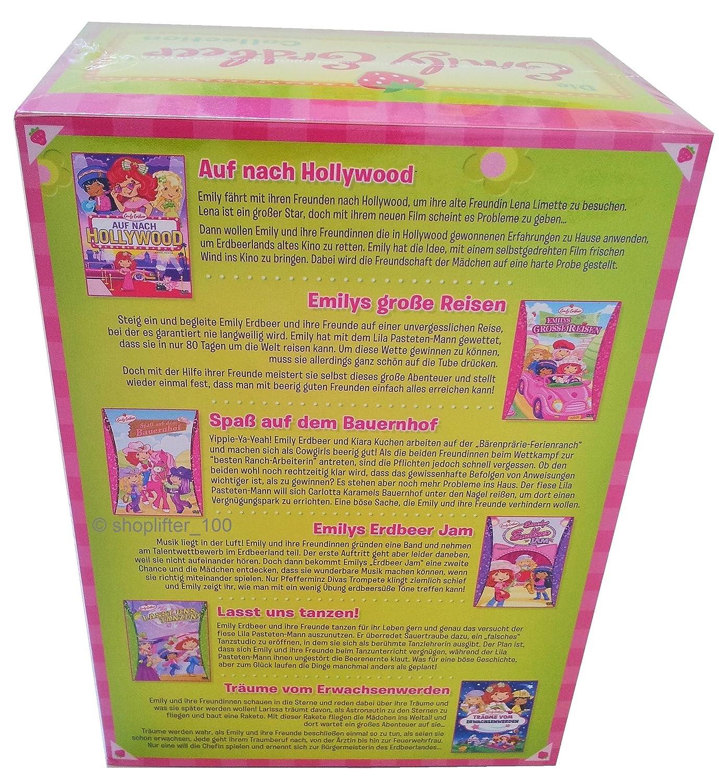 Die Emily Erdbeer Collection DVD 6 DVD´S: Amazon.de: DVD & Blu-ray