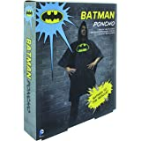DC Comics Paladone Batman Poncho (One Size, Multi-Colour)