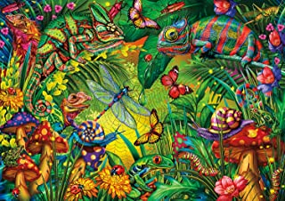 product image for Buffalo Games - Tropical Forest - 500 Piece Jigsaw Puzzle