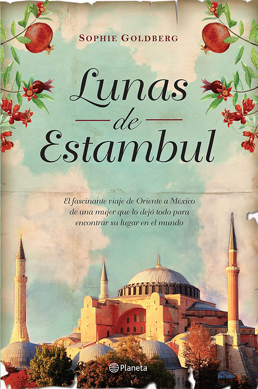 Lunas de Estambul eBook: Goldberg, Sophie: Amazon.es: Tienda Kindle