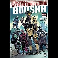 Star Wars: War of the Bounty Hunters - Boushh (2021) #1 (Star Wars: War Of The Bounty Hunters (2021) One-Shots) (English…