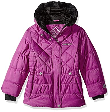 a8e943e70 Amazon.com  ZeroXposur Girls  Big Jasmine Puffer Jacket  Clothing