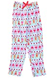 Amazon Price History for:Just Love Plush Pajama Pants for Girls