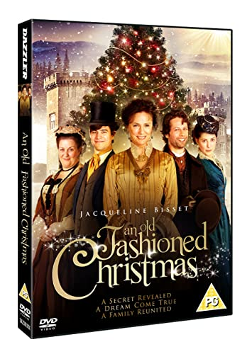 An old fashioned christmas hallmark movie 50
