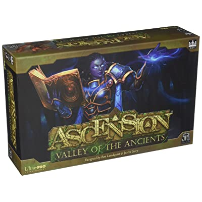 Ultra Pro Ascension: Valley of The Ancients Board Games: Toys & Games