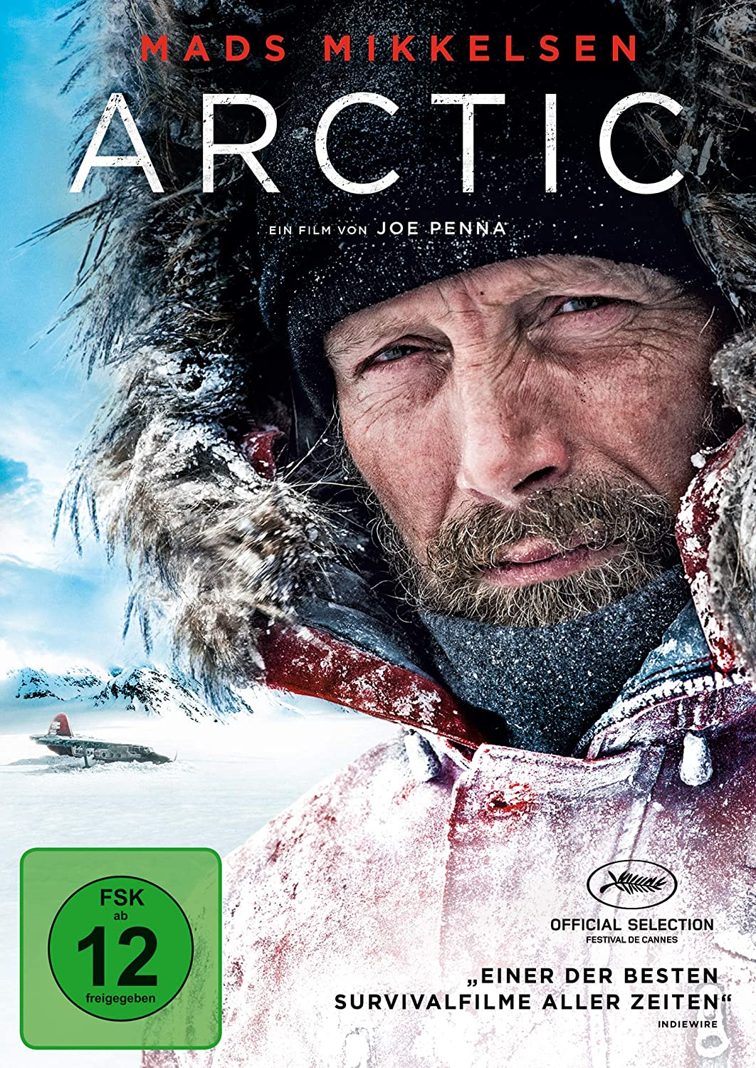 Cover: Arctic 1 DVD-Video (circa 114 min + Bonus)
