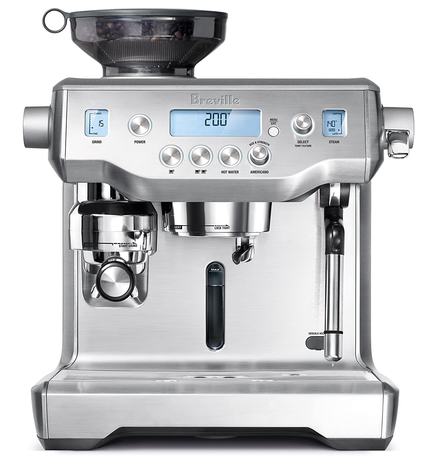 Breville the Oracle Independiente Totalmente automática Máquina ...