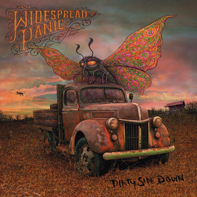 CD : Widespread Panic - Dirty Side Down (Digipack Packaging)