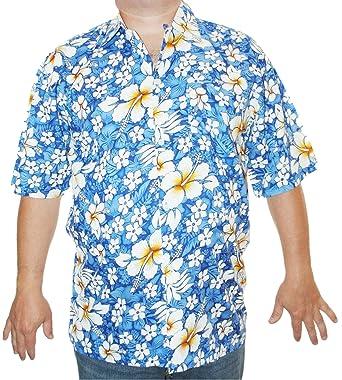1e8f52d85 Mens Hawaiian Shirt Aloha S/M/L: Amazon.co.uk: Clothing