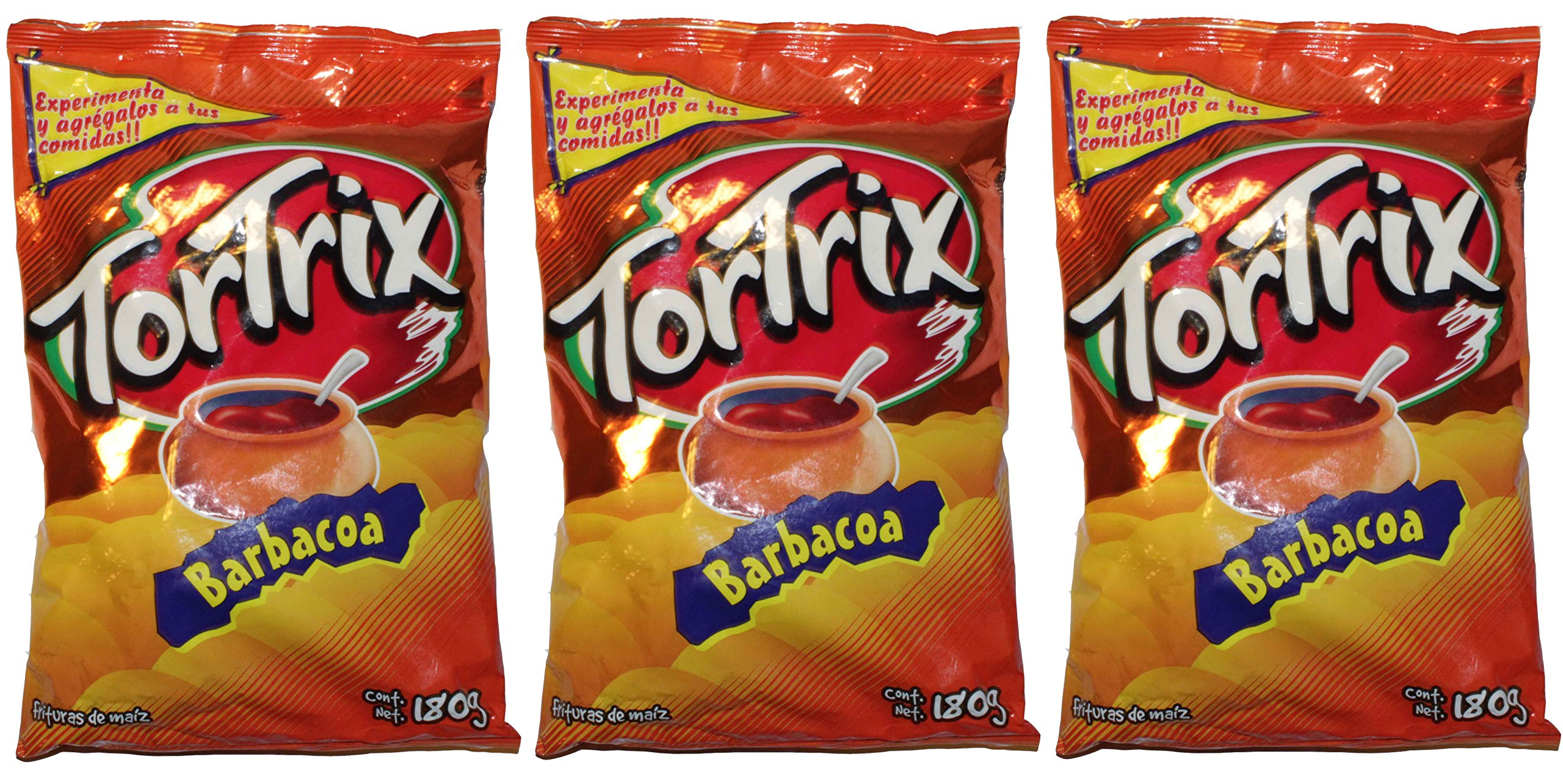Tortrix Barbacoa - Barbecue 6.35oz (Pack of 3)