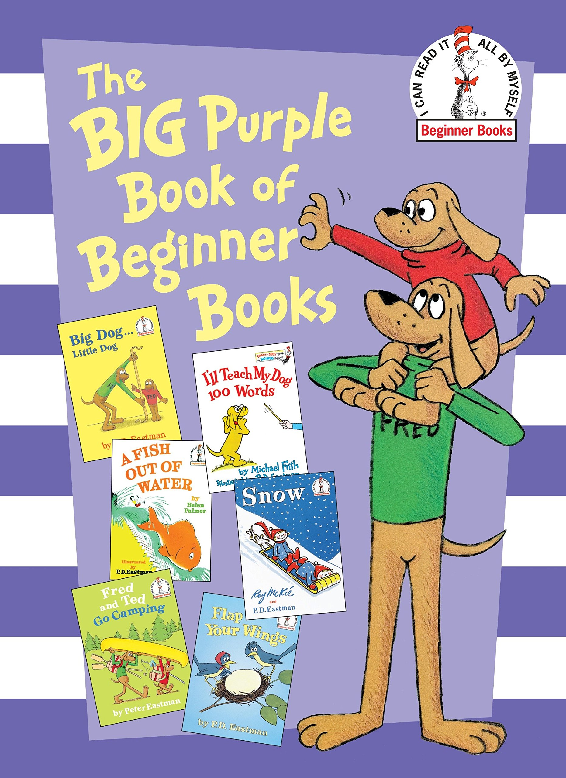 Big Purple Book of Beginner Books (Big Book of Beginner Books)