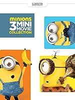 Minions 3 Mini-Movie Collection