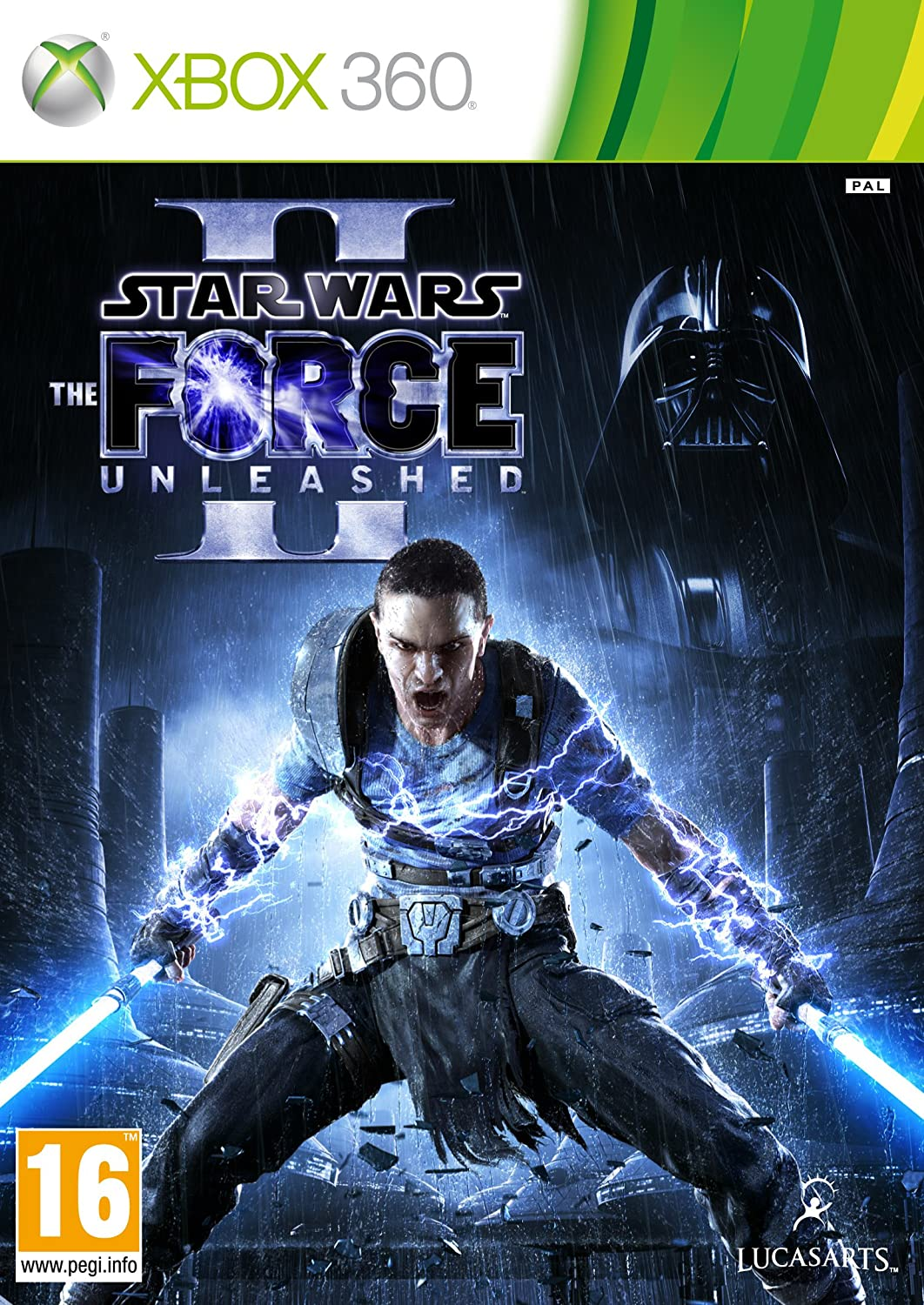 Star Wars: The Force Unleashed II (Xbox 360) [Importación inglesa ...