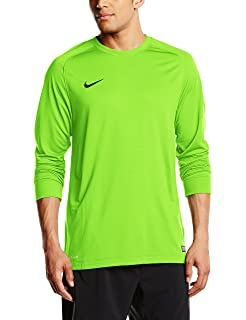 d14afcd89f8 Nike Park Goalie II Men s Long-Sleeved Jersey  Amazon.co.uk  Sports ...