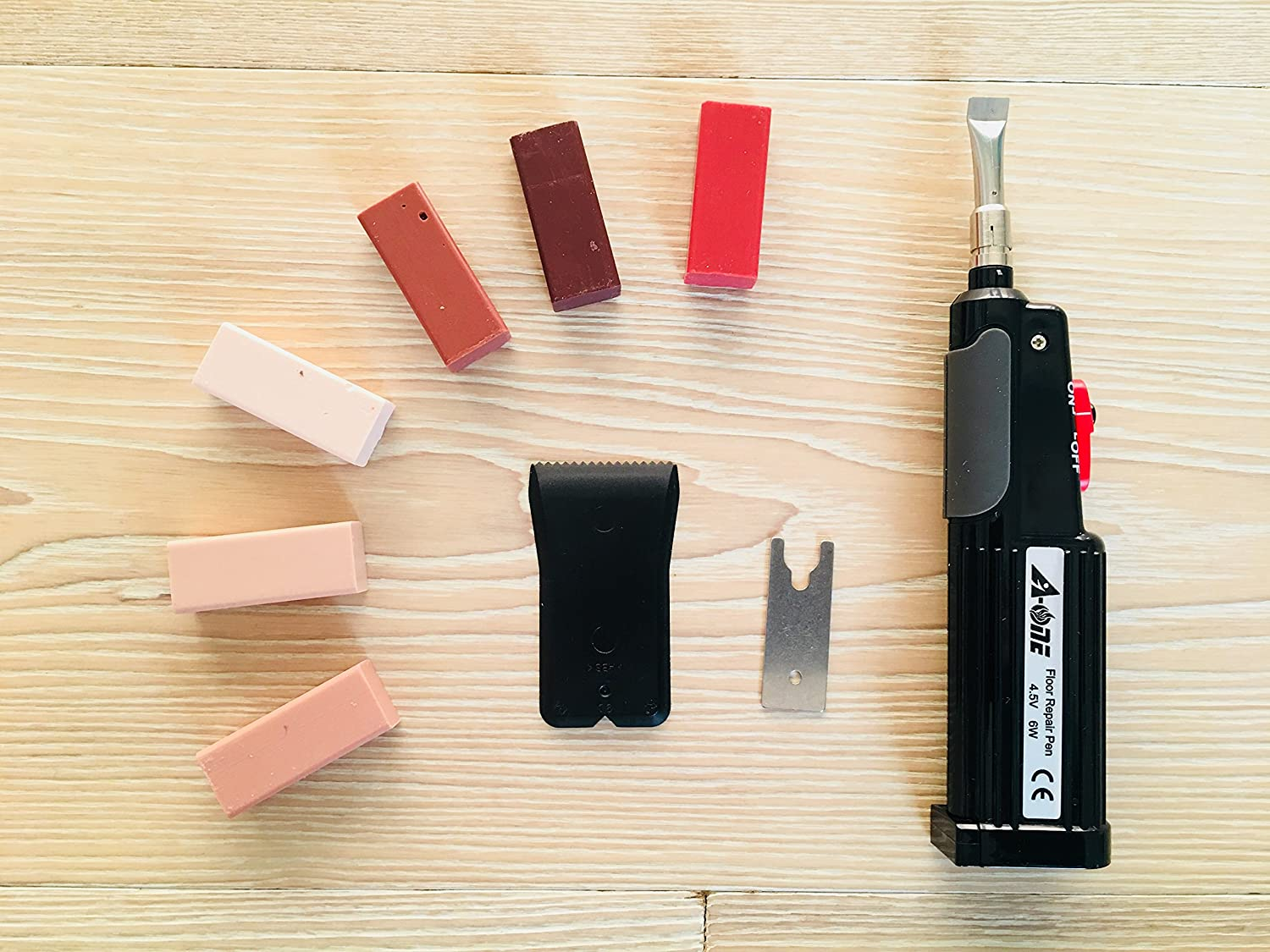 A One Wood And Laminate Repair Kit For Wood Furniture