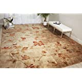 """Nourison Somerset (ST64) Multicolor Rectangle Area Rug, 5-Feet 3-Inches by 7-Feet 5-Inches (5'3"""" x 7'5"""")"""