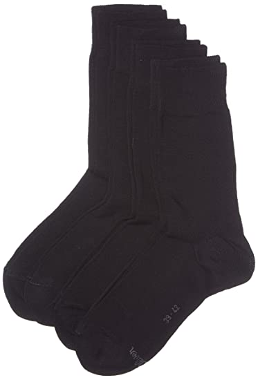 s.Oliver pack de 3 Calcetines corto opacas para mujer