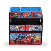 Organizer per giocattoli Disney con più contenitori