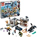 699-Pieces LEGO Marvel Avengers Compound Battle Building Set