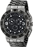 Swiss Legend Men's 10125-GM-11 Challenger Analog Display Swiss Quartz Grey Watch