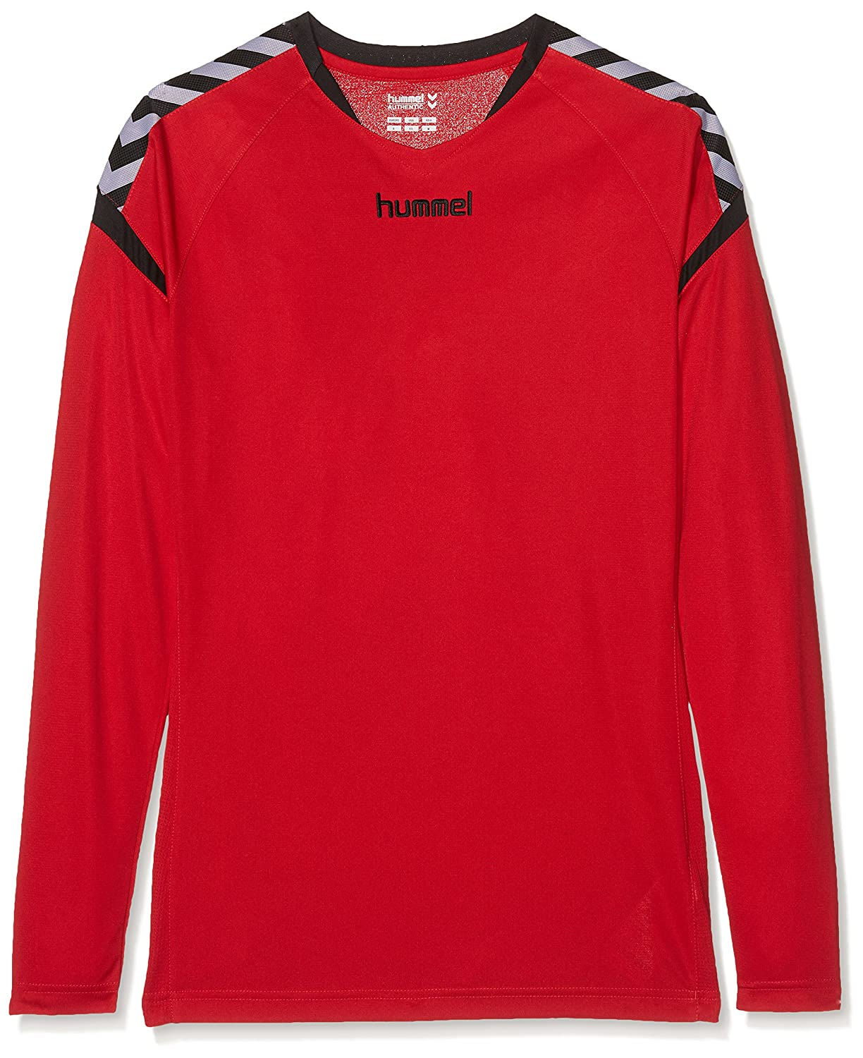 Hummel Ragazza Auth Charge LS Poly Jersey T-Shirt