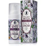 All Natural Organic Anti-Aging For Dry Skin Face Cream Moisturizer, Vegan Non-Greasy Formula With Green Tea - The Sage Witch