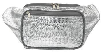 2019 am besten verkaufen suche nach neuestem begrenzte garantie Doris Boutique FU - [3 Tasche] PU Leder Gürteltasche Canvas Hüfttasche  Gewebtes Baumwollgewebe Bauchtasche Geldbeutel Bikertasche
