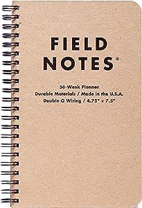Field Notes - 56-Week Planner - 4.75