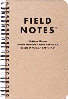 """product image for Field Notes - 56-Week Planner - 4.75"""" x 7.5"""""""