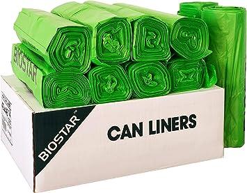 Reli. Biostar bolsas biodegradables para basura, 40 – 45 litros ...