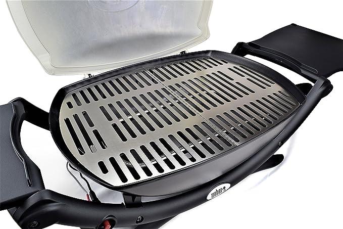 Weber Elektrogrill Q 1400 Reinigen : Grillrost.com edelstahl grillrost ersatzrost passend für alle