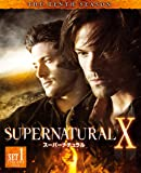 SUPERNATURAL 10thシーズン 前半セット (1~12話収録・3枚組) [DVD]