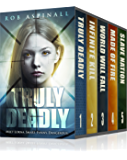 Truly Deadly - The Complete Series: (Fast-paced YA Spy Thriller Boxset) (English Edition)