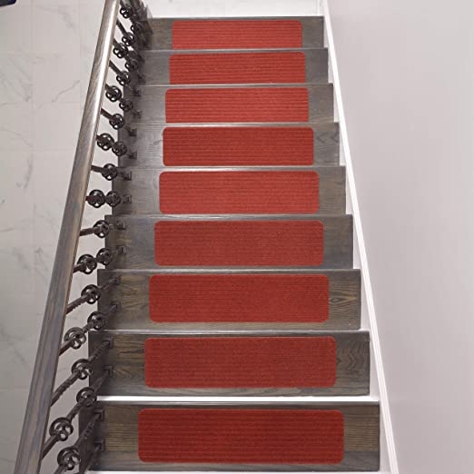 Option of3 day colors Glow In The Dark safety tread//stair nosing with anti-skid