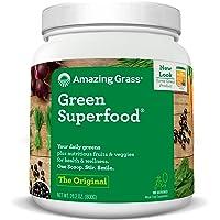 Amazing Grass Green 28.2 Oz Superfood Original 100 Servings