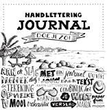 Handlettering journal doe je zo!