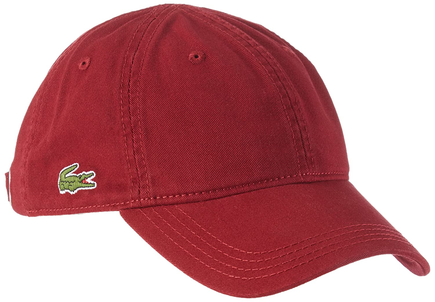 8f80e51687a Lacoste Men s Baseball Cap  Amazon.co.uk  Clothing
