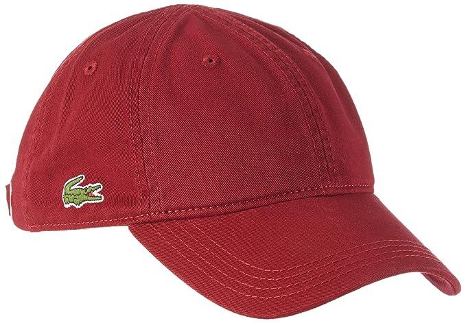 Lacoste Casquette Baseball Rk 9811 00 Unisexe Amazon Fr Vetements