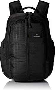 Victorinox Altmont 3.0 Vertical-Zip Laptop Backpack with Sternum Strap, Black, 19.2-inch