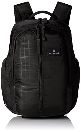 666bbde81a82 Victorinox Altmont 3.0 Vertical-Zip Laptop Backpack, Black, One Size