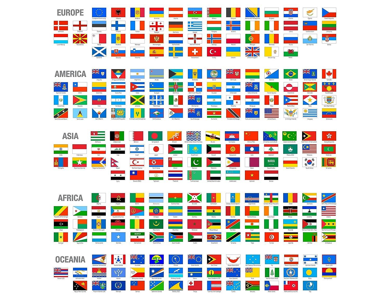 banderas de asia disadvantage nombres