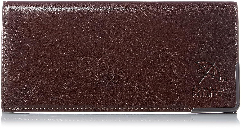 [アーノルドパーマー] 長財布 イタリアンレザー使用。 4AP3189 B071GB69WM ブラウン ブラウン