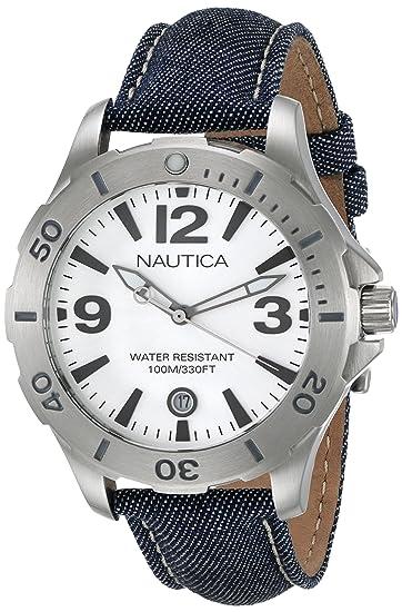 f7d08c40151f Náutica NAI11504M Reloj Informal
