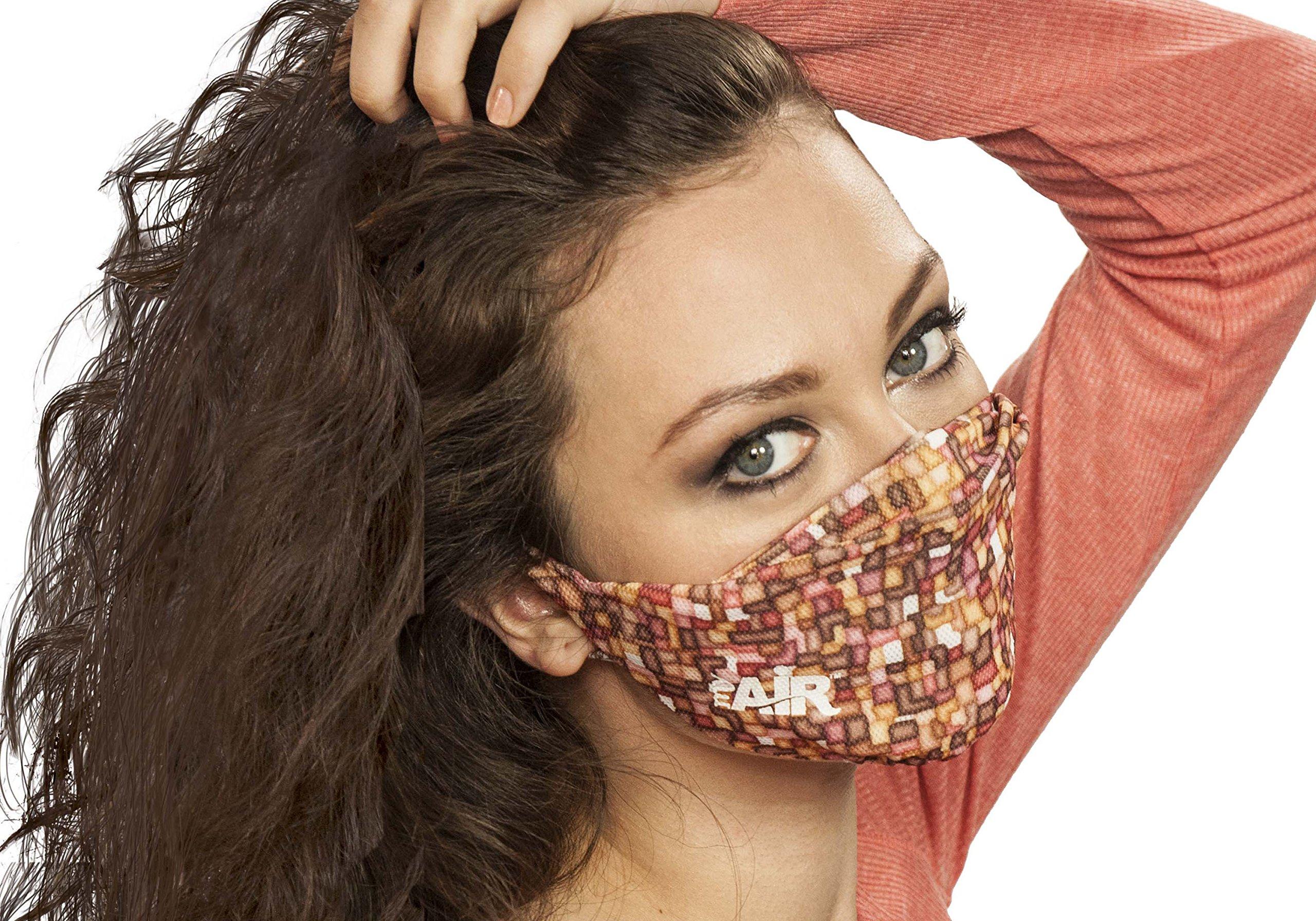 MyAir Comfort Mask, Starter Kit in Santa Fe Tile - Made in USA by MyAir